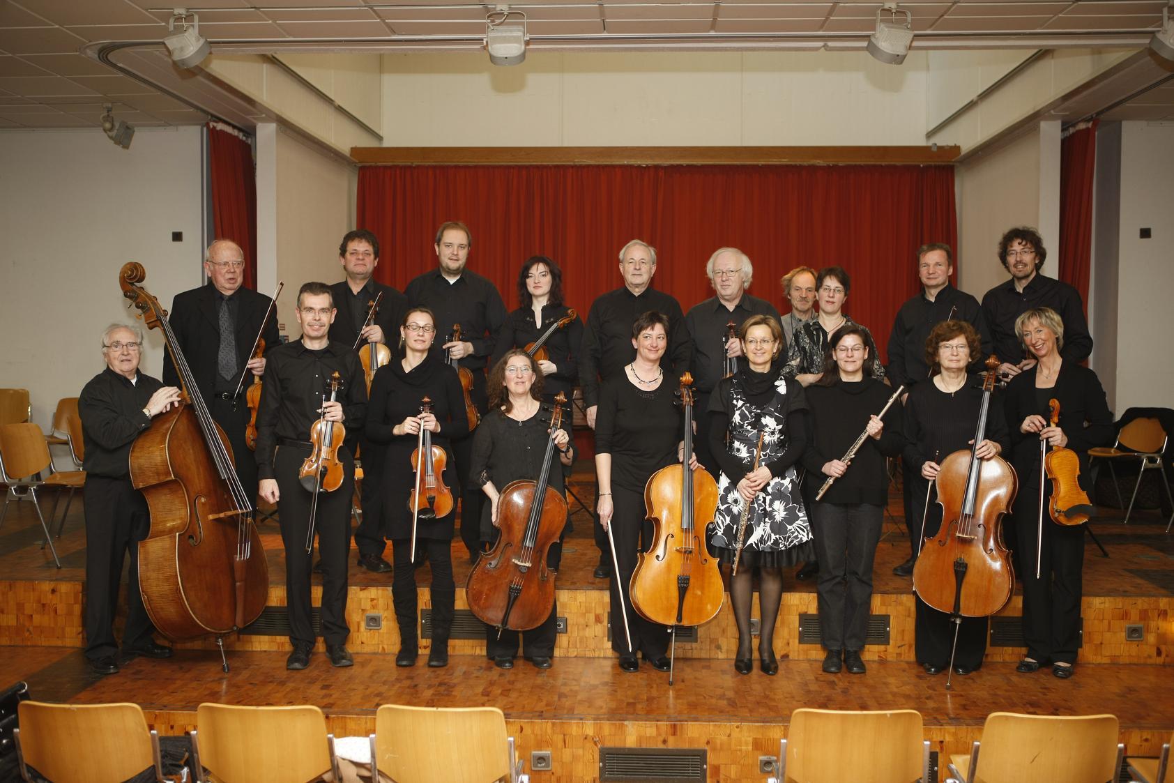 Kammerorchester Kaarst_2012 Februar