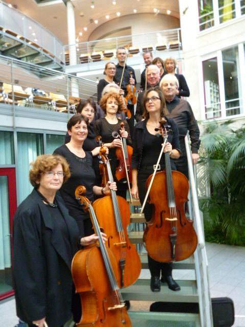 Kammerorchester Kaarst_2012