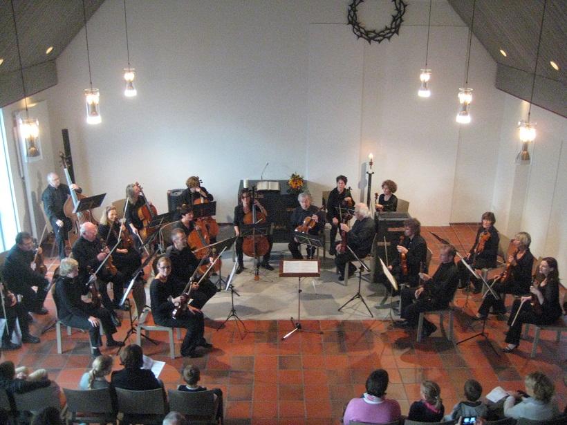 Kammerorchester Kaarst_6. Okt 2012
