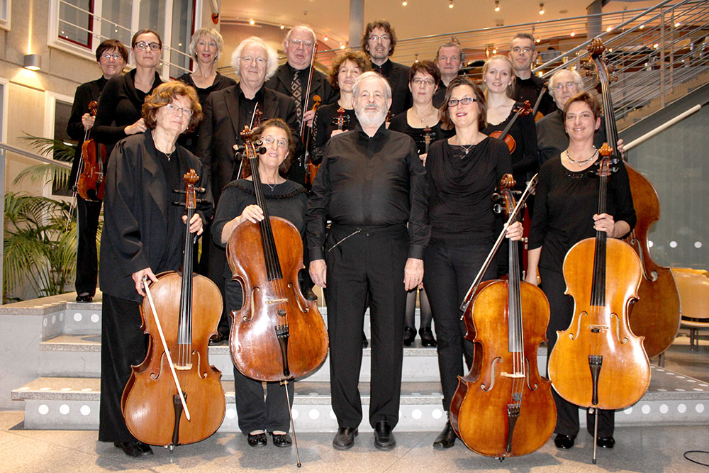 Kammerorchester Kaarst Nov 2012