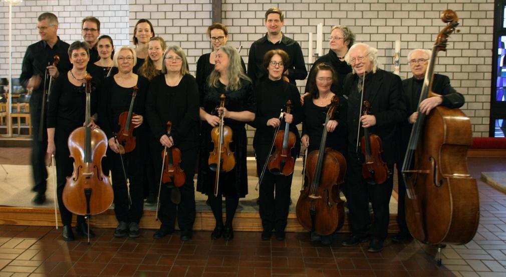 Kammerorchester Kaarst März 2018