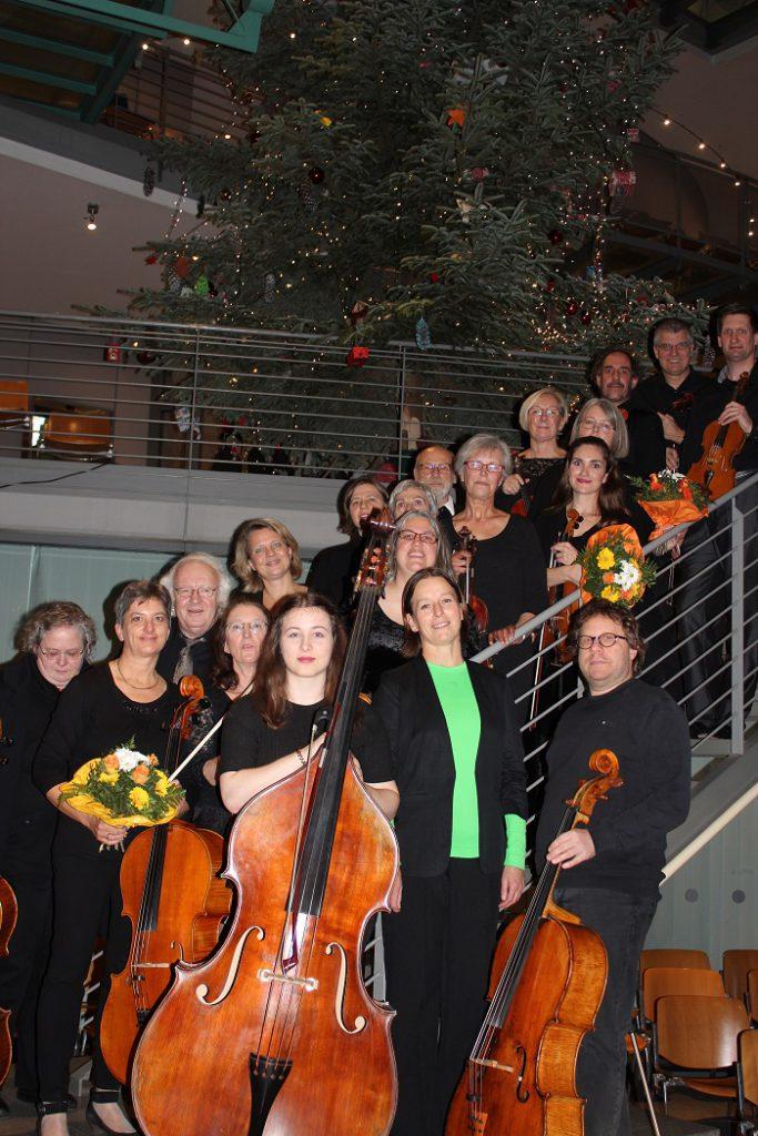 Kammerorchester Kaarst_Adventskonzert 2018