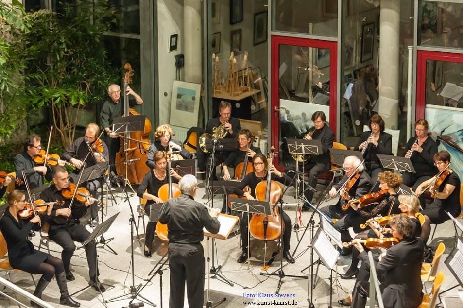 Jubiläumskonzert 25 Jahre Kammerorchester Kaarst am 16.11.2014