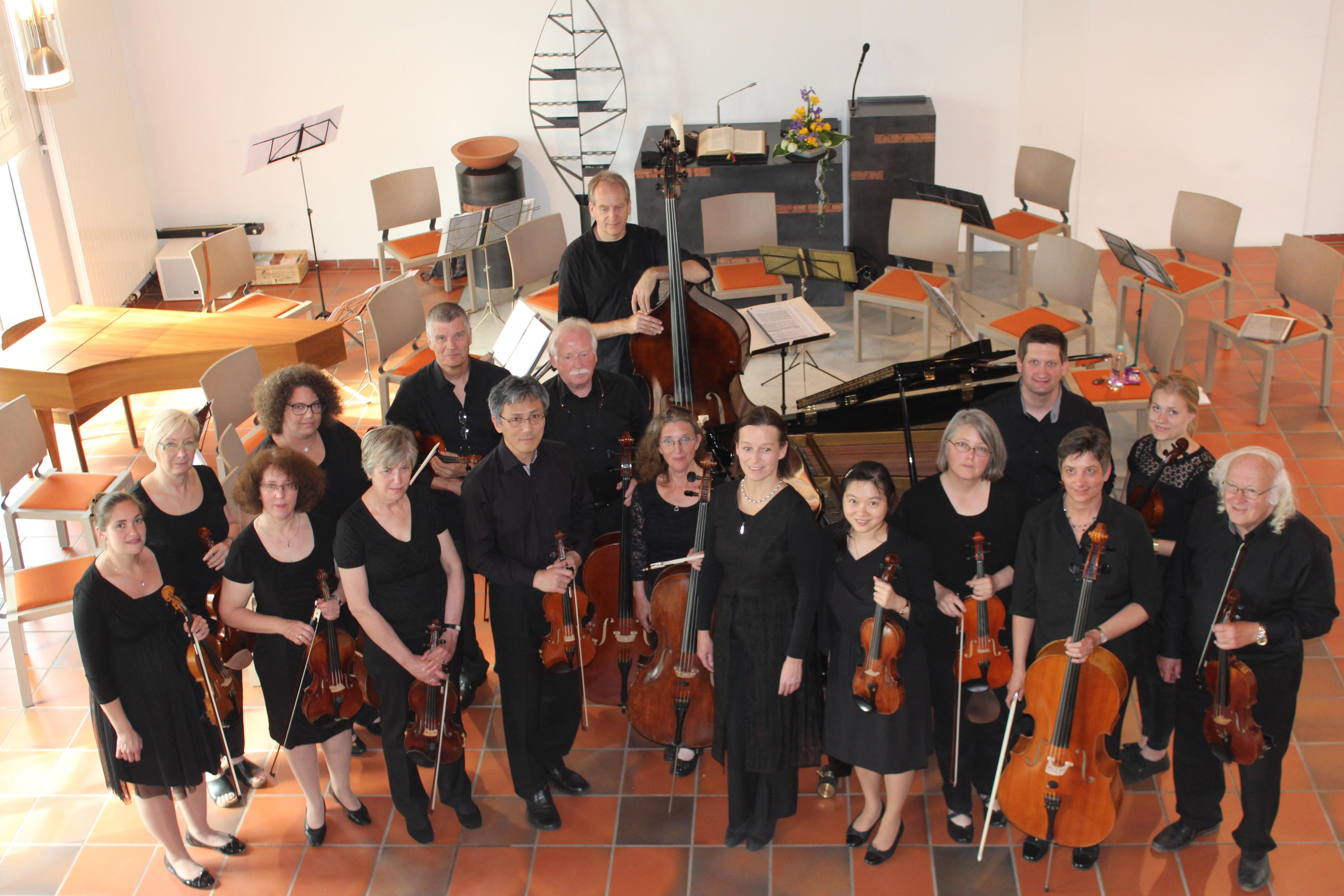 Kammerorchester Kaarst 21.5.2017