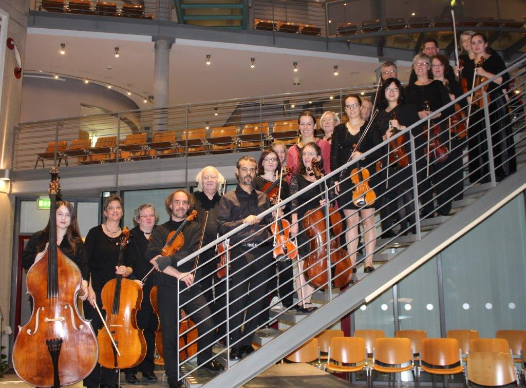 Kammerorchester Kaarst November 2017