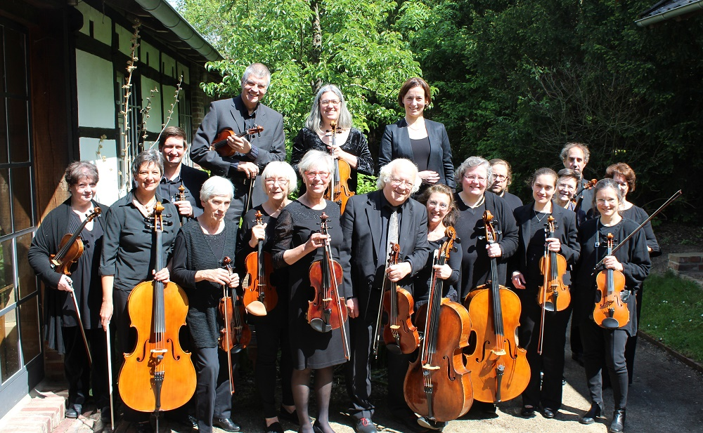 Kammerorchester Kaarst Tuppenhof im Mai 2019